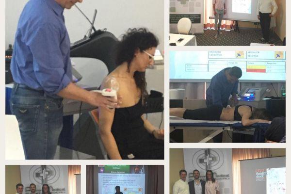 Corso teorico-pratico crioterapia & shock termico ad Agrigento